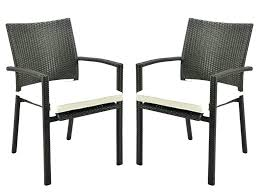chaise en r sine tress e chaise de jardin resine tressee chaise jardin resine tressee 14 avec