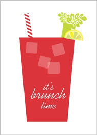 christmas brunch invitations pink mimosa and banner brunch invitation lunch invitations