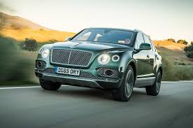 bentley front bentley considering increasing production of bentayga suv photo