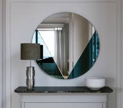 Art Deco Style Mirror Coop