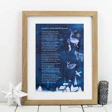 christmas gifts christmas present u0026 gift ideas bespoke verse