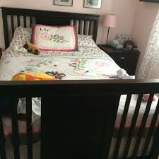 Crib Bed Convertible Find More Solid Wood Dutailier Convertible Crib Bed For