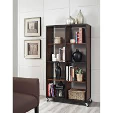 Open Bookcase Room Divider Home Design Altra Furniture Mason Ridge Mobile 8 Shelf