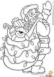 christmas coloring picture gift gift