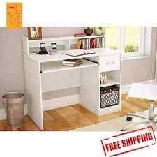 Sauder Graham Ridge Computer Desk Maple Modern Desks U0026 Home Office Furniture Ebay