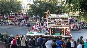 disneyland parade a parade 2017