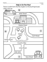 spookytown map worksheet could have kids design their own spooky