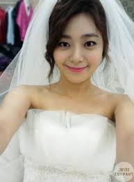 lee young eun in a wedding dress hancinema the korean movie