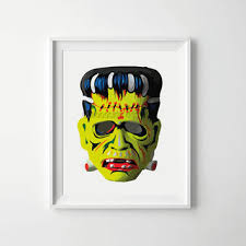 best frankenstein decor products on wanelo