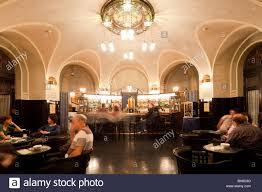american bar municipal house obecní dům prague czech republic