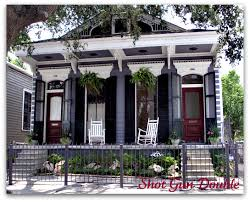 New Orleans House Plans The Shotgun Is An Origional New Orleans Style Home This Is A