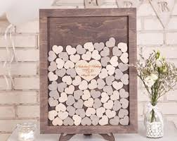 wedding guestbook ideas wedding guest books etsy