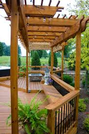 Design A Patio Illinois Lanais U0026 Pergolas By American Deck U0026 Sunroom American