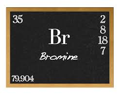 the effects of bromine used in swimming pools spectralight