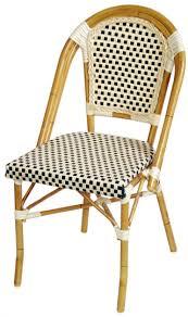 bamboo chair asf 135 aluminum bamboo patio chair