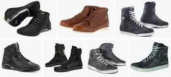 motorcycle riding gear 7 best motorcycle shoes gear patrol