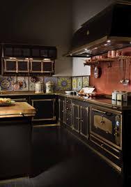 43 dramatic black kitchens that make a bold statement black