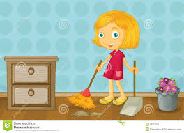 a cleaning a room stock photography image 29373672