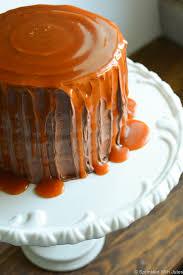 chocolate caramel cake u2014 sprinkled with jules