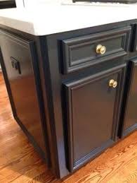 cabinet sle colors island painted graphite by benjamin update cabinets