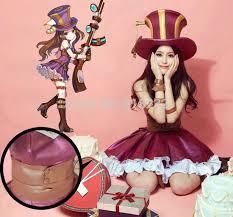 League Legends Halloween Costume Buy Wholesale Caitlyn Cosplay China Caitlyn Cosplay