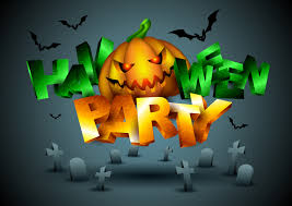 video halloween party pumpkin 1 halloween party video background loop stock animation