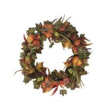 special values fall garland wreaths fall decorations the