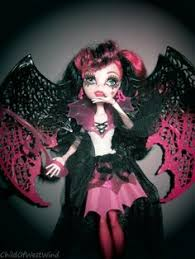 Draculaura Halloween Costume Lights Dark Halloween 2012 Promises Superheroes U0027gothic