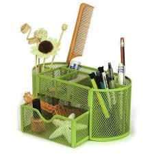 desk tidy mesh office organiser caddy tray pen pencil pot