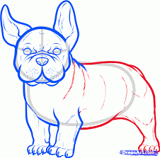 how to draw a french bulldog french bulldog step by step pets