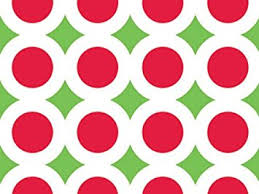 wrap wrapping paper lime green bright christmas geometric gift wrap