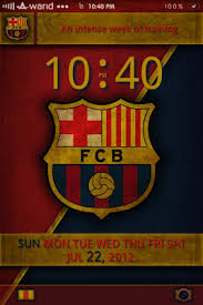 theme ls ls fc barcelona hd for iphone 4s theme themes iphone