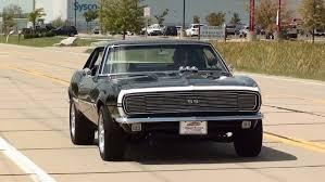 1967 thru 1969 camaros for sale test driving 1967 chevrolet camaro 502 big block restomod fast