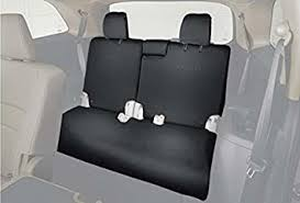 do all honda pilots 3rd row seating amazon com honda 08p32 tg7 110d seat cover 1 pack automotive