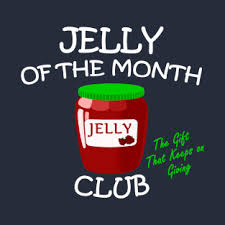 Totes Jelly Meme - jelly of the month club t shirts teepublic