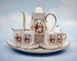 vintage tea set i invite you to tea but which vintage tea set would you like me to