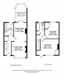 victorian terraced house plans london