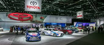 world auto toyota toyota global site 2016 north american international auto show