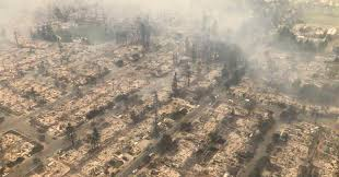 North Bay Fire Department Chief by Apocalyptic Images From The Deadly Fires In Northern California