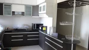 u shaped modular kitchen l shaped oak wood kitchen cabinet gray