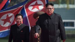 Red Flag Band Kim Jong Un U0027s Latest Public Appearance In North Korea Cnn