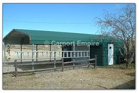 Lean To Barns Lean To Building Carport Empire