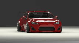 frs rocket bunny rocket bunny ロケットバニー frs brz ft 86 ver 1 pancross