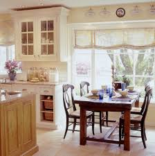 fabulous french country kitchen curtain ideas including design