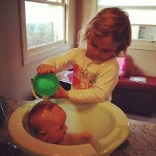 Bathing A Baby In A Bathtub Baby Bath Tubs Lucie U0027s List