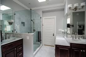 Carrara Marble Bathroom Design And Lights The Homy Design Carrara Marble Bathroom Designs