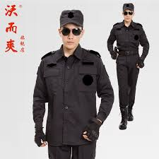 china security uniform design china security uniform design