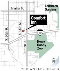 Comfort Inn At The Zoo Omaha Comfort Inn Near Zoo Has Been Sold And Will Be Rebranded As The