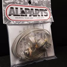 allparts ep 4143 000 wiring kit for gibson les paul jr sg