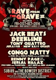 ra cakes and new bass order present rave from the grave iii